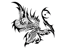 fire tribal tattoo free download clip art free clip art on
