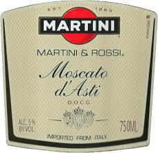 martini asti martini u0026 rossi moscato d u0027asti wine library