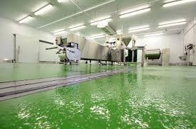 Industrial Flooring Cadbury Mcvitie U0027s Flowcrete Industrial Flooring Rpm