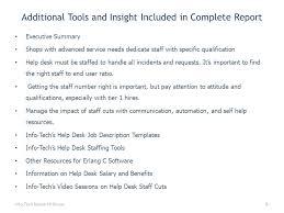 Information Desk Job Description Practical It Research That Drives Measurable Results Manage Help