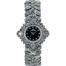 ladies silver bracelet watches images Sterling silver watch lady women unique silver jewelry deals on jpg
