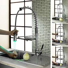 led kitchen faucet faucets images kitchen faucet with color changing led light