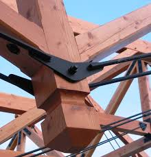 Types Of Wooden Joints Pdf by Timber Frame Joinery With Steel Connector Plates For Timber