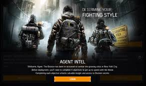 Map Login The Division Agent Intel U0026 Interactive Map Available Outside The