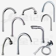 Kitchen Faucet Outlet Brass Kitchen Faucet Pipe Faucet Spout Outlet Pipe