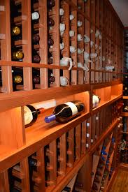furniture wine cellar racks ideas with rack lighting and wine