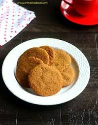 eggless wheat oat almond cookies recipe christmas cookie recipes