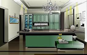 emejing show kitchen design ideas pictures decorating interior