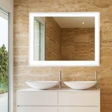 Mirrors Vanity Bathroom Dyconn Faucet Royal Wall Mounted Vanity Bathroom Led Backlit