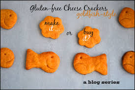 gluten free goldfish style crackers make it or buy it a