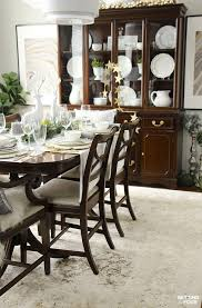Kitchen Table Setting Ideas Elegant Table Setting Ideas And Mikasa Dinnerware Giveaway