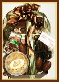 Chocolate Gift Baskets Dad Chocolate Gift Basket Stutz Candy Company