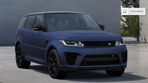 land rover sport 2018 phil u0027s build 2018 land rover range rover sport svr drivetribe