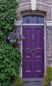 shut the front door purple front doors doors and purple door