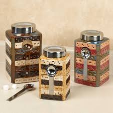 ceramic kitchen canisters 20 ways to contemporary kitchen canisters