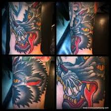 eagle tattoo charlotte nc traditional eagle shield america tattoo by chris stuart www