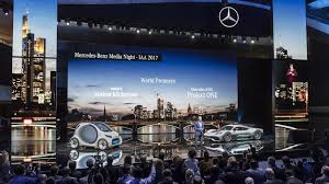 mercedes amg project one and the smart vision eq fortwo three