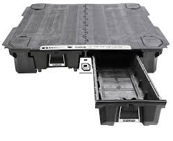 Slide Out Truck Bed Tool Boxes Decked Truck Bed Storage U0026 Organizers And Cargo Van Storage Systems