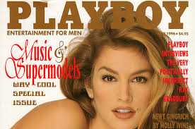 playboy cover models u002790s today