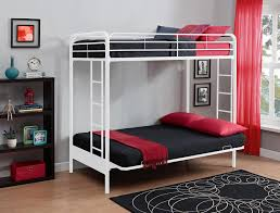 Bedroom Twin Over Futon Bunk Bed Futons Bunk Beds Bunk Beds - Futon bunk bed with mattresses