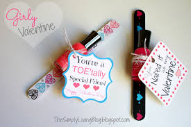 simply living a girly valentine