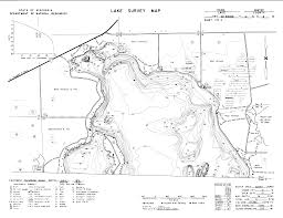 Wisconsin Lakes Map by Wi Dnr Survey Maps