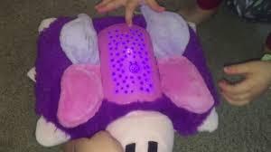 light up ladybug pillow pet pillow pets dream lites youtube