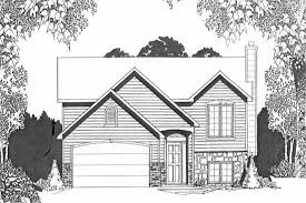House Plans 2500 Square Feet Multi Level House Plan 2 Bedrms 2 Baths 968 Sq Ft 103 1065