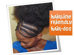 hair braids that hide receding edges 45 hairline friendly hairstyles braided headband youtube
