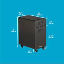 slimcabinet office storage cabinet varidesk standing desks