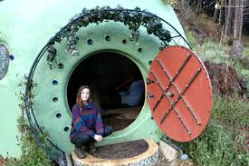 Hobbit Hole Washington by Hobbit Hole Rental Northern California
