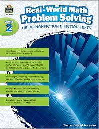math problem solving questions grade 4 real world math problem solving grade 2 tcr8387