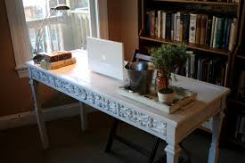 make a desk out of a coffee table home stories a to z