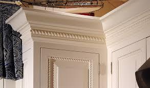 gorgeous cabinet molding on autumn blush cherry molding abc