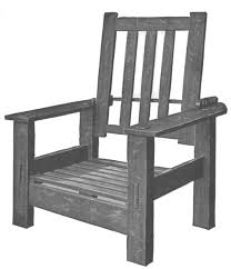 How To Make Chair More Comfortable The Project Gutenberg Ebook Of Mission Furniture How To Make It