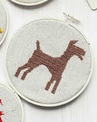 customizable cross stitch projects martha stewart