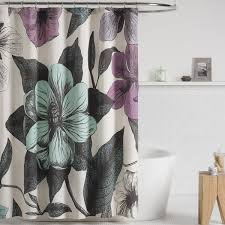 Botanical Shower Curtains Seedling By Paul Botanical Shower Curtain Free Shipping