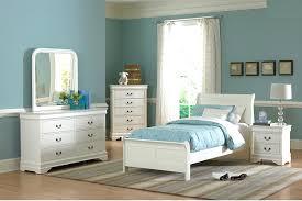 bedroom graceful white kids poster bedroom furniture set 175