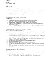 resume template entry level resume template accountant sle for entry level accounting