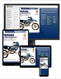 yamaha 2 stroke yz80 yz85 yz125 and yz250 motorcross bikes 86