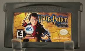 harry potter et la chambre des secrets gba 110 9707 nintendo boy advance harry potter and the chamber of
