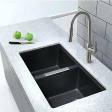 black kitchen sink faucets black kitchen sink inch single bowl gauge stainless steel kitchen