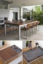 pool fã r balkon best 25 folding pool table ideas on small pool table