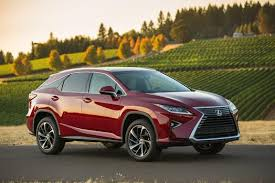 lexus 2016 rx 2016 lexus rx redefines segment with style ride comfort and