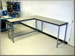 Industrial Table L L Shaped Tables At Rdm Industrial Products La 109p