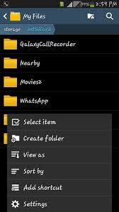 hide files android how to hide photos other media files from android gallery
