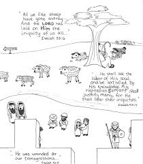 coloring page aunties bible lessons page 4