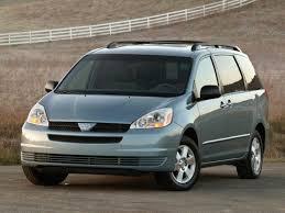 van toyota pre owned 2004 toyota sienna le 4d passenger van in littleton