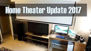 home theater pics home theater u0026 man cave setup 2017 update youtube