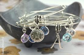 bangle bracelet diy images Diy charm bracelet bangles tutorial crafts unleashed jpg